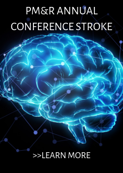 2019 PM&R Annual Conference Stroke Banner