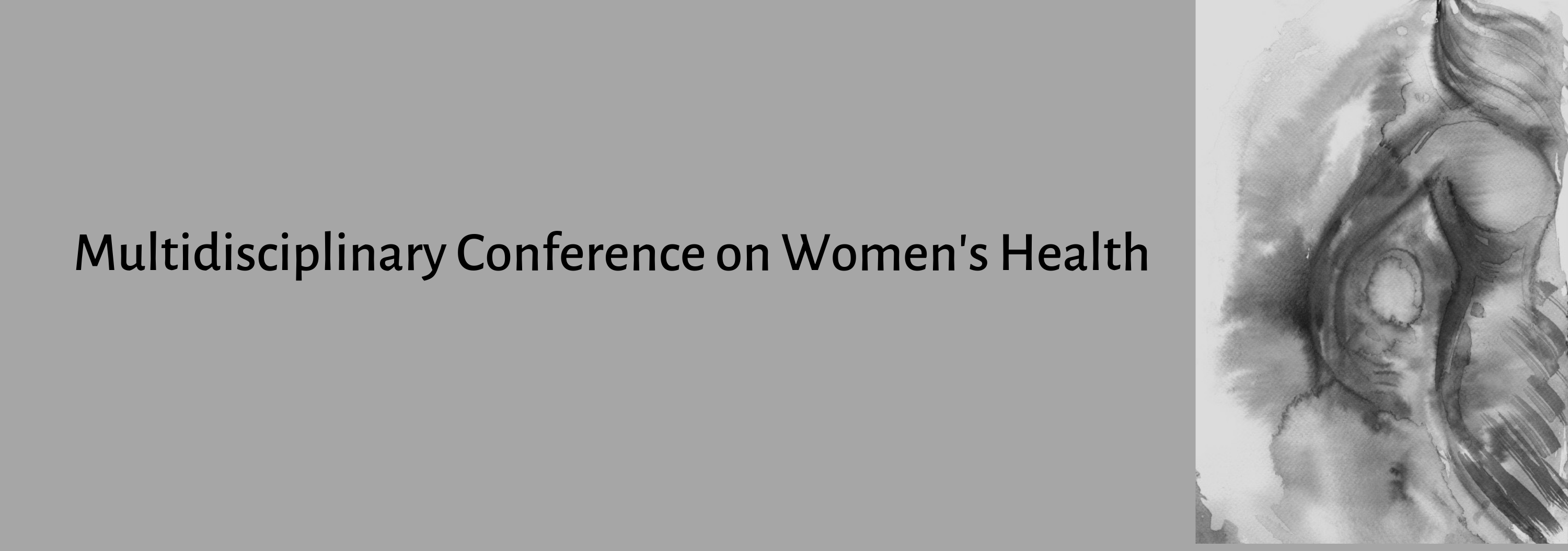 2019 Multidisciplinary Conference on Women's Health Banner