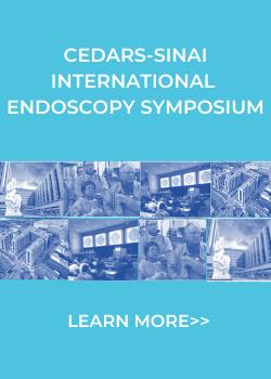 2020 Cedars-Sinai International Endoscopy Symposium Banner
