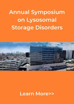 8th Annual Symposium on Lysosomal Storage Disorders - 2018 Banner