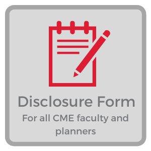 Complete Your CME Disclosure Form
