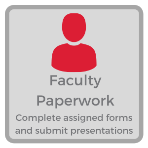 Complete Faculty Forms