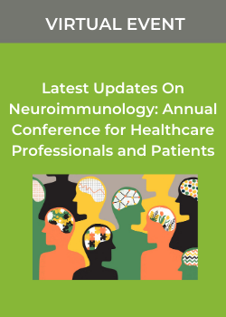 Latest Updates on Neuroimmunology: 5th Annual Conference for Healthcare Professionals and Patients Banner